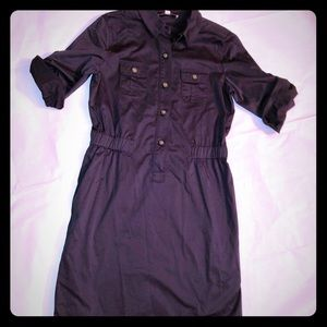 Ann Taylor Loft Shirt Dress NWT
